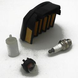 Accessoires Filtre Set Tronçonneuse à Carburant Pièces TU