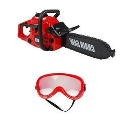 ARTISAN Set tronçonneuse électrique sonore lunettes jouet