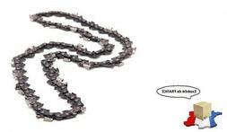 chaîne 40 maillons pour tronçonneuse élagueuse 3/8 1.3mm