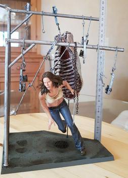 Figurine Erin Massacre à la Tronçonneuse Movie Maniacs Ser