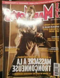 Mad Movies N° 160 2004 Massacre à la tronçonneuse Tkashi