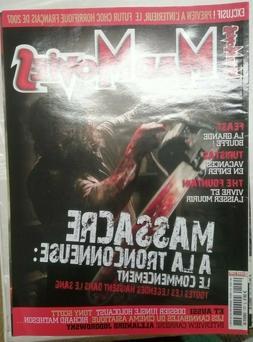Mad Movies N° 192 2006 Feat Massacre à la tronçonneuse Ju