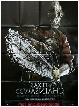 MASSACRE A LA TRONCONNEUSE Affiche Cinéma / Movie Poster 16