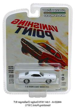 Vanishing Point White 1970 Dodge Challenger Hollywood Greenl